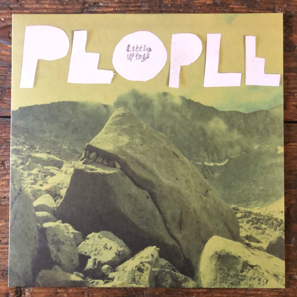 """People"" 12"" Vinyl LP by Little Wings"