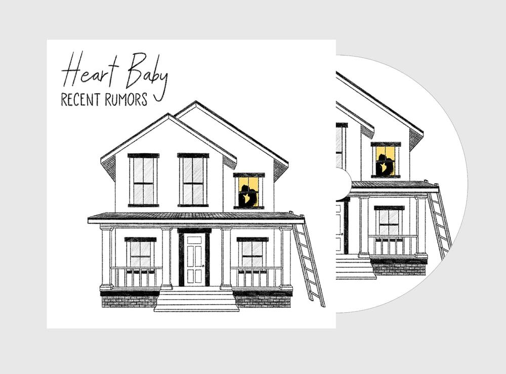 Image of Heart Baby EP