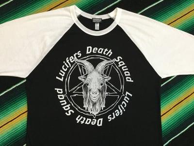 Image of Goat Raglan