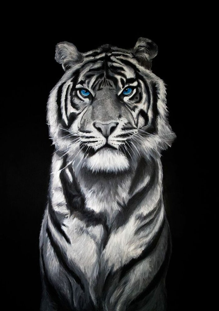 Image of Eye of the tiger (limited prints)