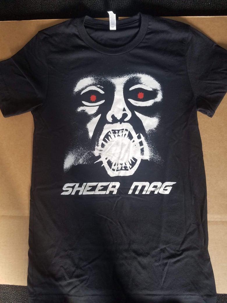 "Image of SHEER MAG ""A DISTANT CALL"" TOUR SHIRT"