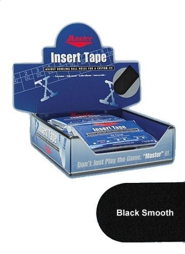 "Image of Master Insert Tape 1"" Black or White"