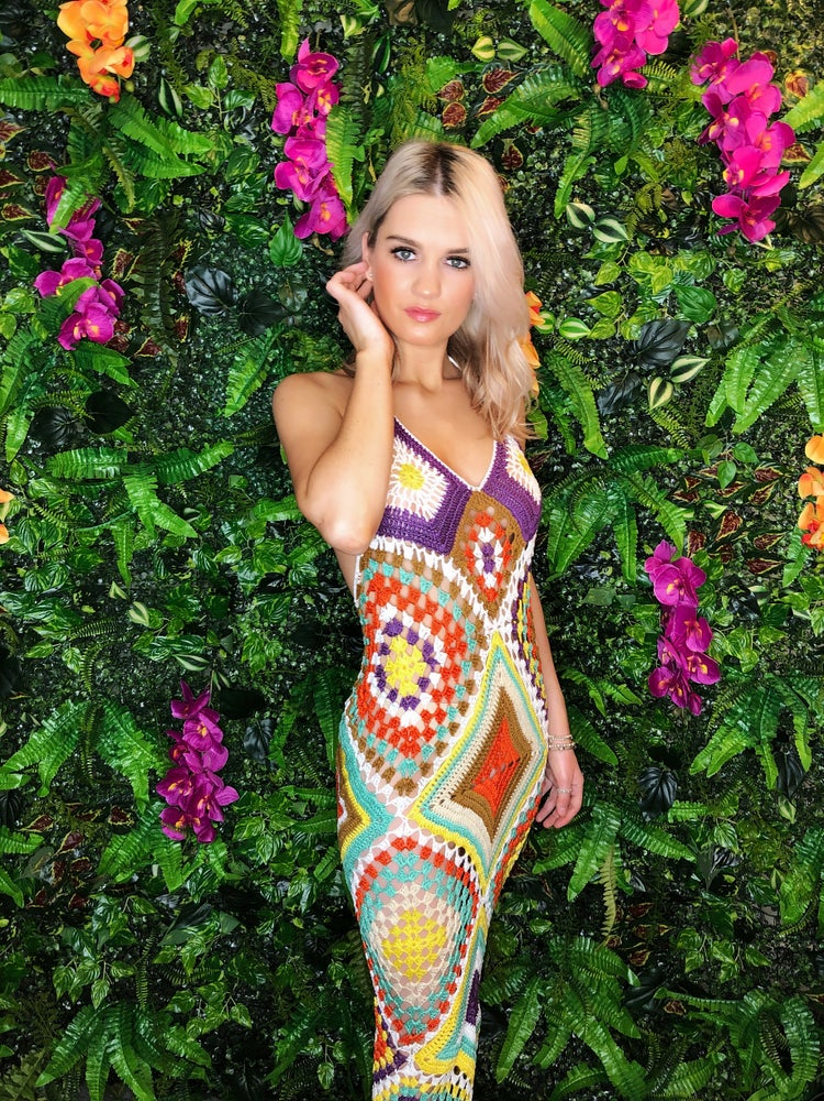 Image of Boracay Crochet Dress