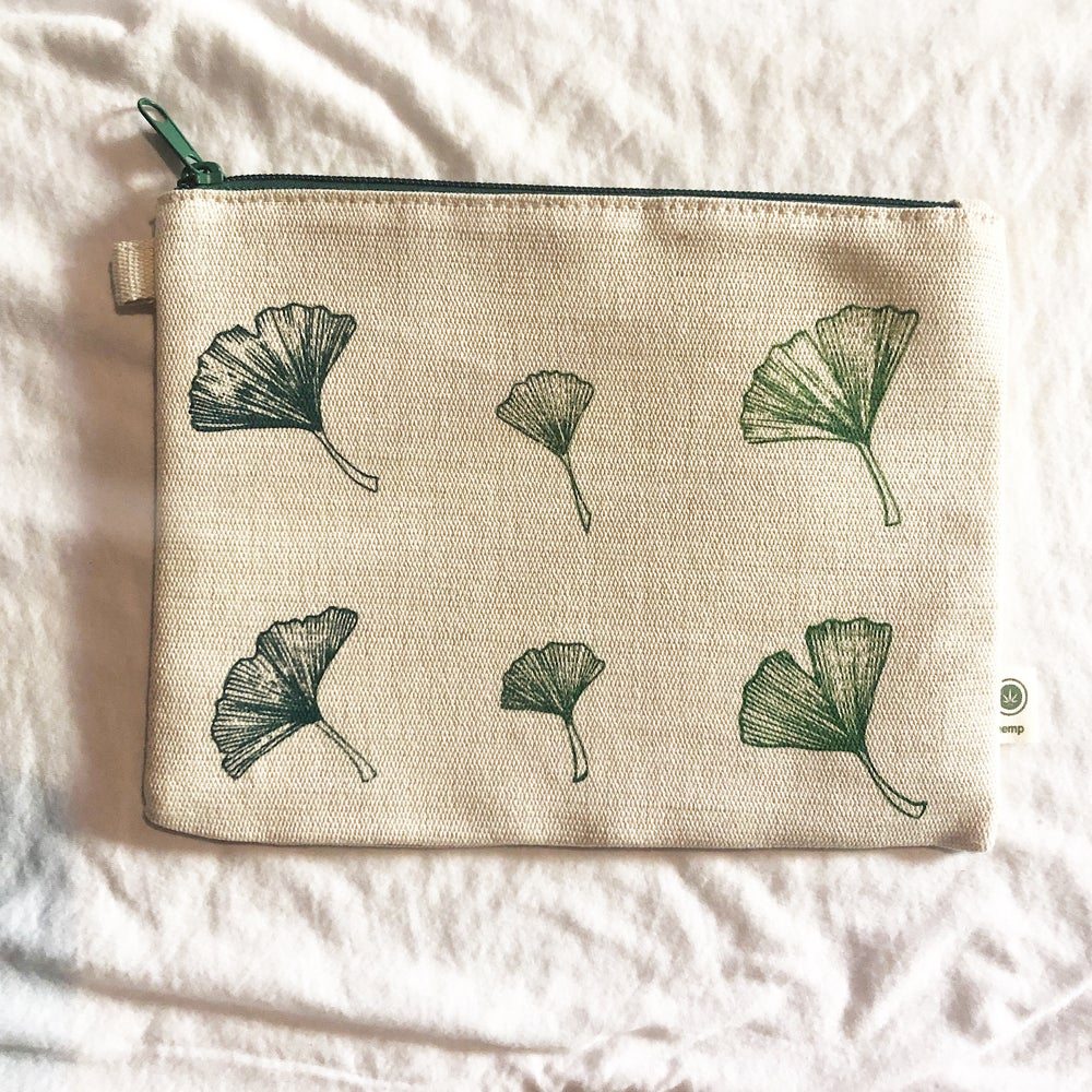 Gingko Travel Pouch