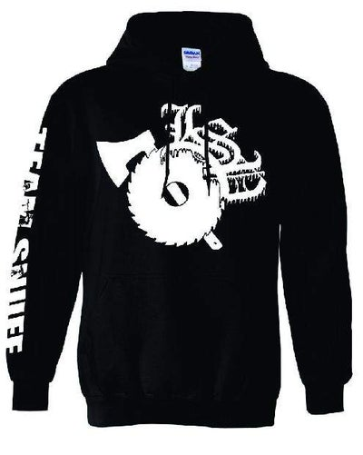 Image of LSP / TEAM SNUFF 3 PRINT PULL OVER HOODIE