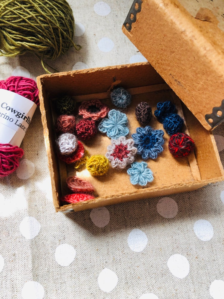 Image of Crochet necklace workshop with Jacqui from @soul_yarn Saturday April 4th 2-4 pm