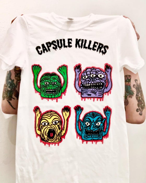 Image of CAPSULE KILLERS