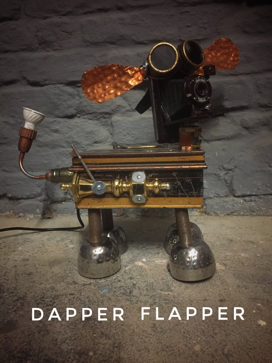 Image of Dapper Flapper
