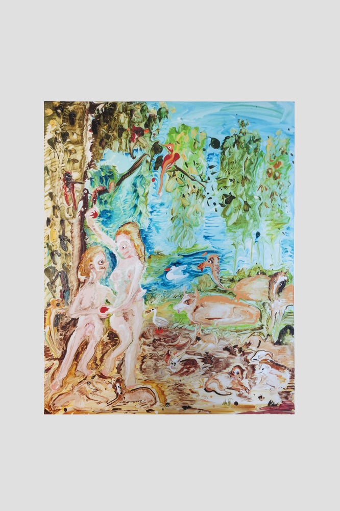 Image of Genieve Figgis - Adam & Eve