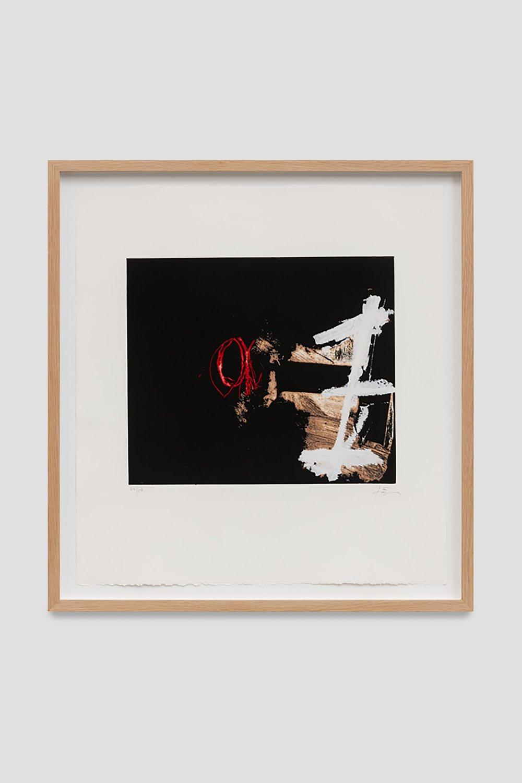 Image of Antoni Tàpies - Signe blanc