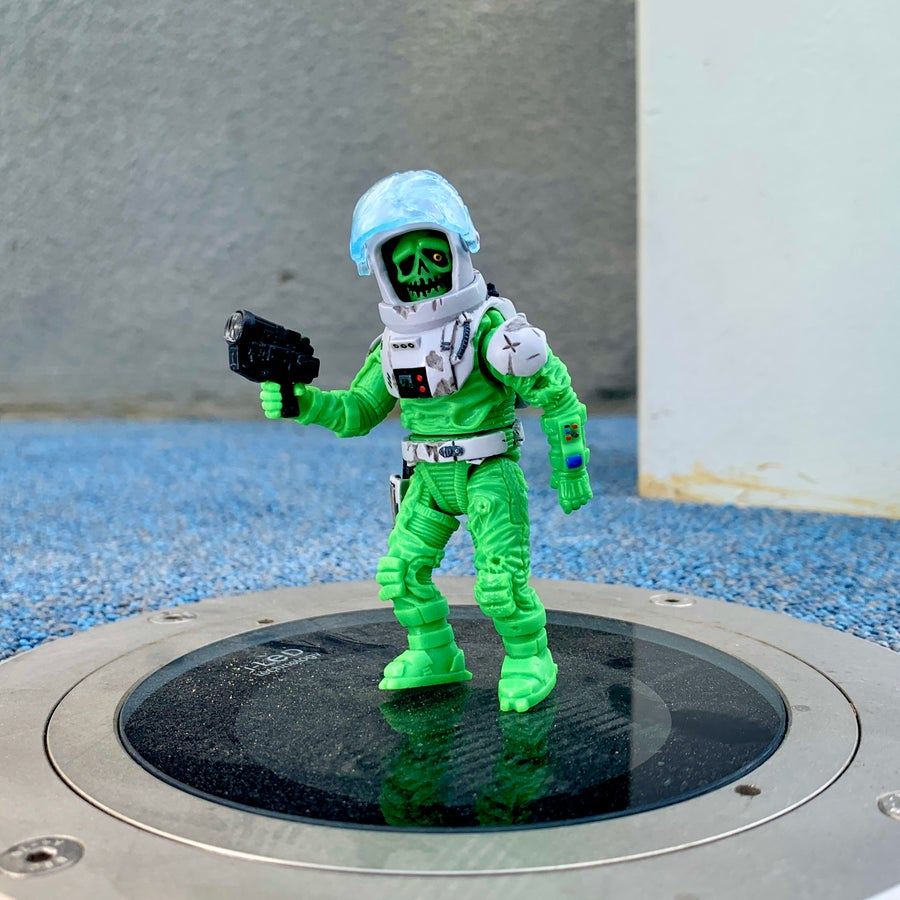 Image of Cosmos Cold: Tim (Spooky Green) [Pre-order: ships on May/June 2020]
