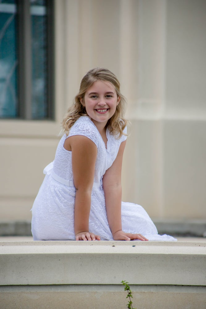Image of Mini Session -1st Communion or Baptism Pictures