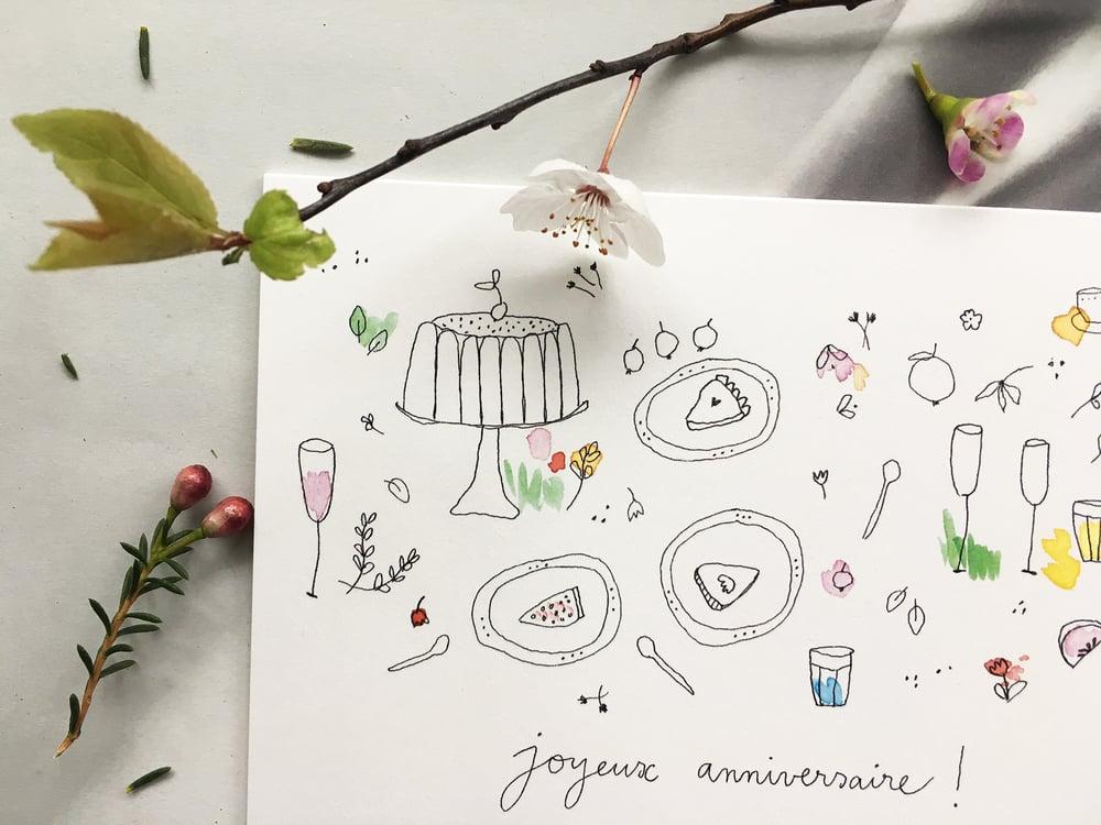 Image of Goûter d'anniversaire