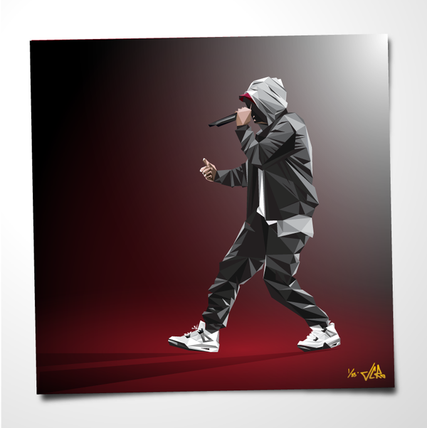 "Image of Em - limited edition - 20"" print"