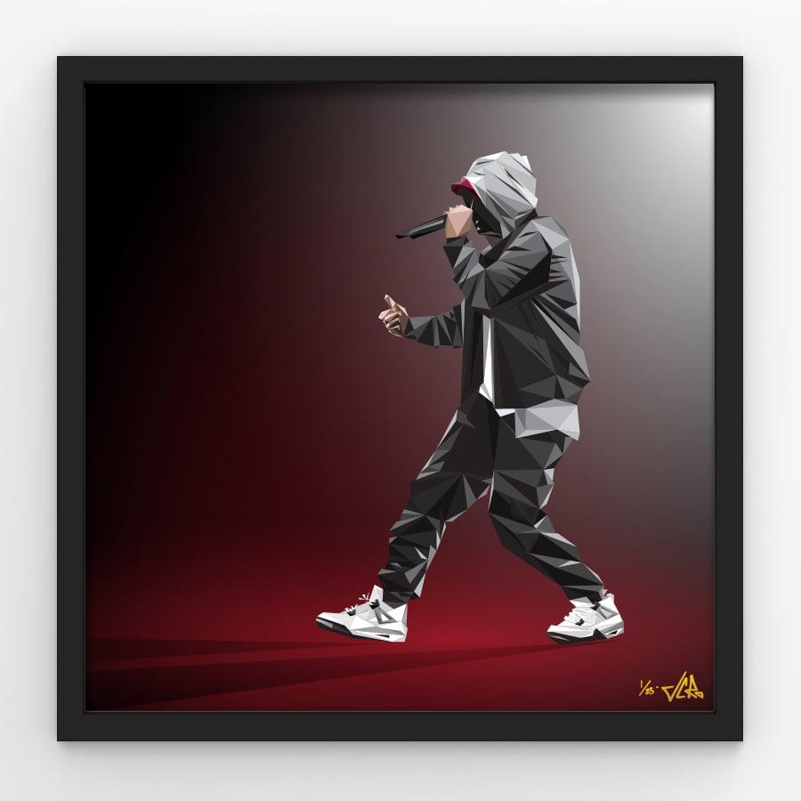 "Image of Em - limited edition - 20"" print"