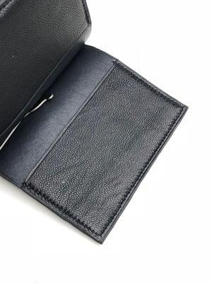 """Image of Stingray """"clip"""" cardholder - dark grey"""