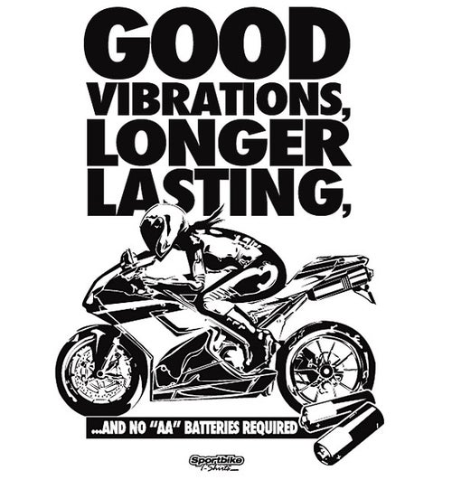 Image of Good Vibrations - Women's Fitted T-Shirt