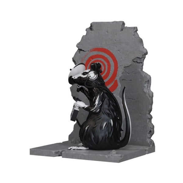 Image of Banksy Radar Rat - PreOrder