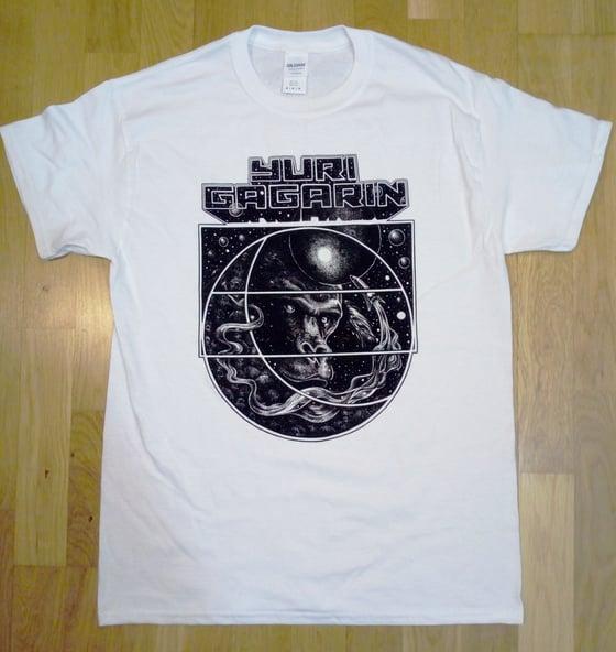 Image of White Space Monkey T-Shirt