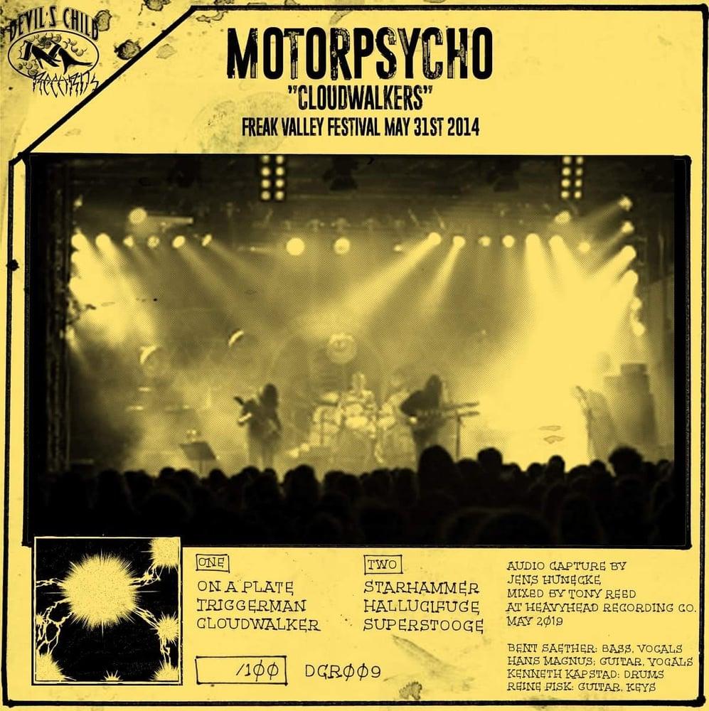 """Image of Motorpsycho - Cloudwalkers 12"""" vinyl"""
