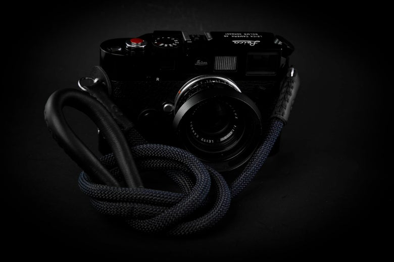 Image of Lite camera strap / Dark marine