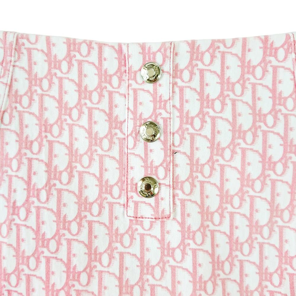 Image of Christian Dior 2004 'Diorissimo' Skirt