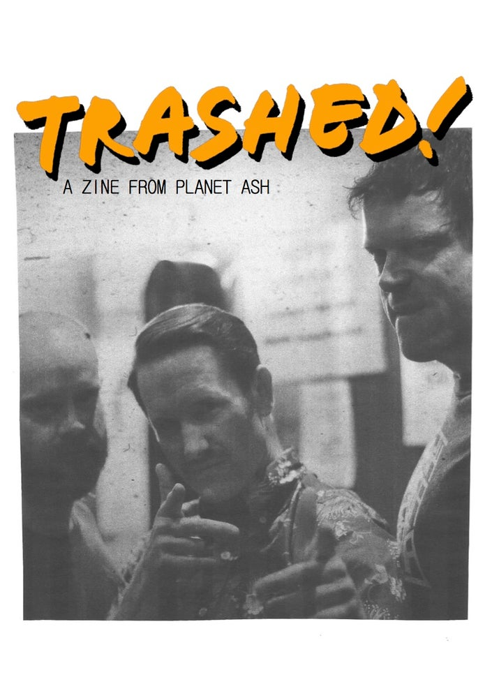 Image of Trashed! Issue 1