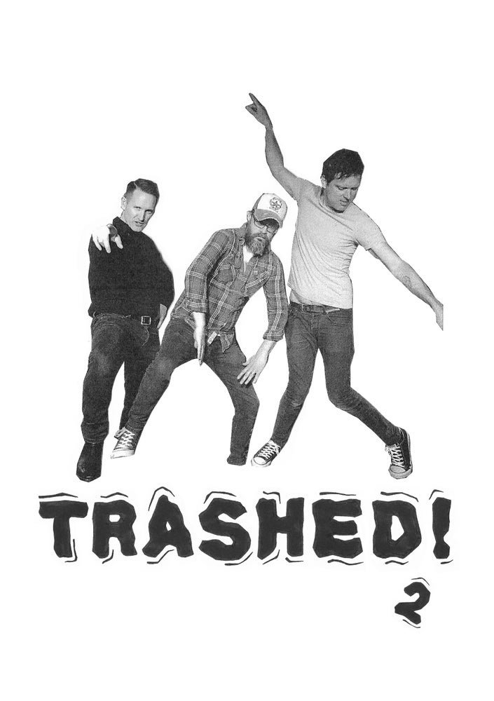 Image of Trashed! Issue 2