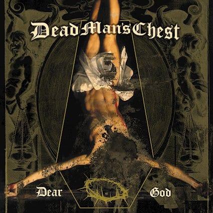 "Image of Dead Man's Chest - Dear God 7"" Vinyl (US IMPORT)"
