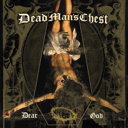 "Image of Dead Man's Chest - Dear God 7"" Vinyl (US IMPORT)"