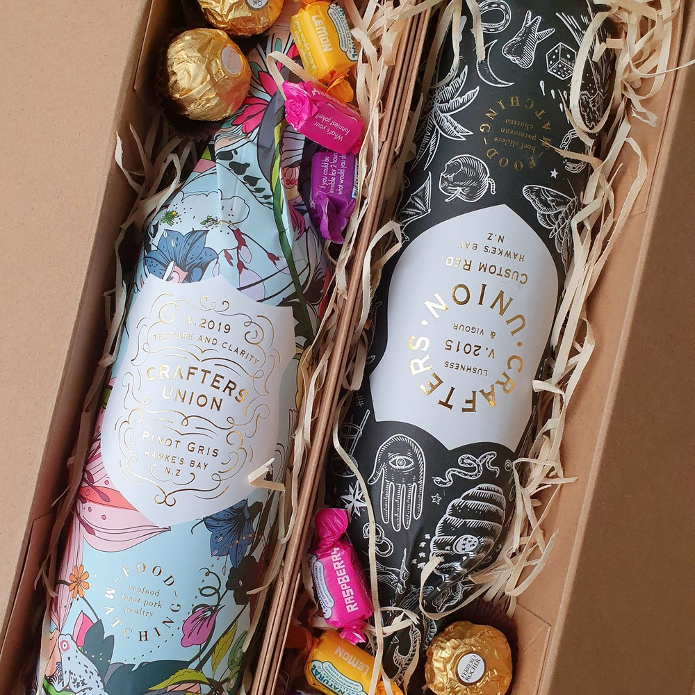 Image of Wine & Sweets