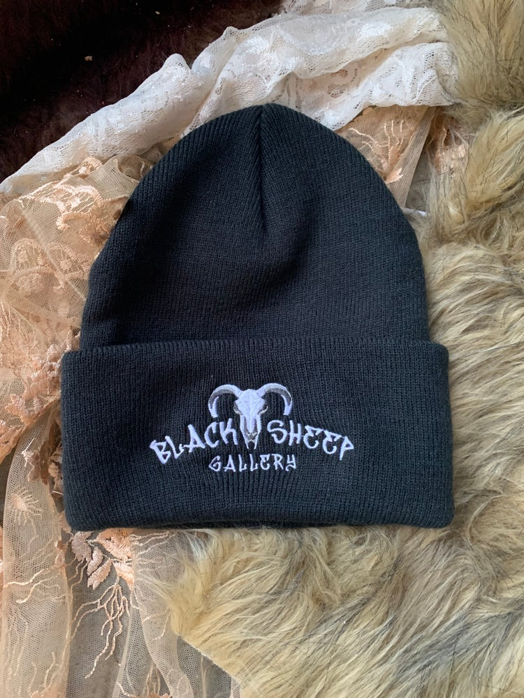 Image of Black Sheep Gallery Beanie