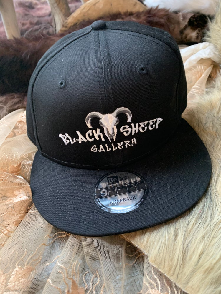 Image of Black Sheep Burbank Snapback Hat