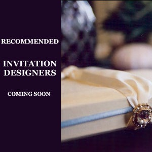 Image of Luxury Invitation Designers