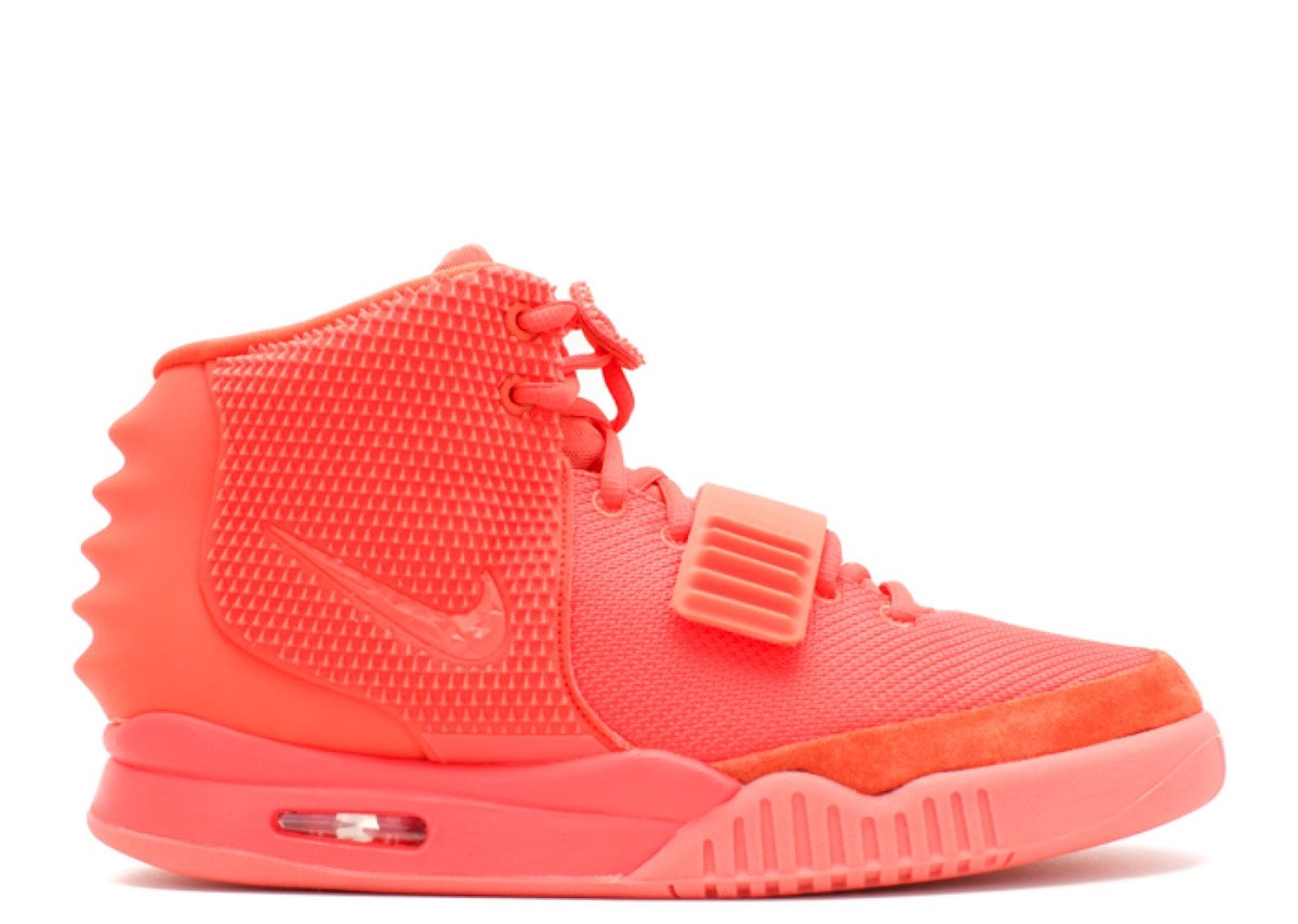 "Image of AIR YEEZY 2 SP ""RED OCTOBER"""