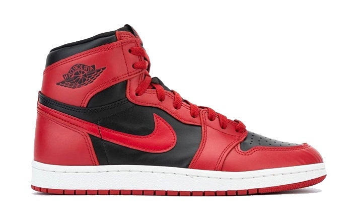 "Image of AIR JORDAN 1 HIGH 85 ""CHICAGO 2020"""