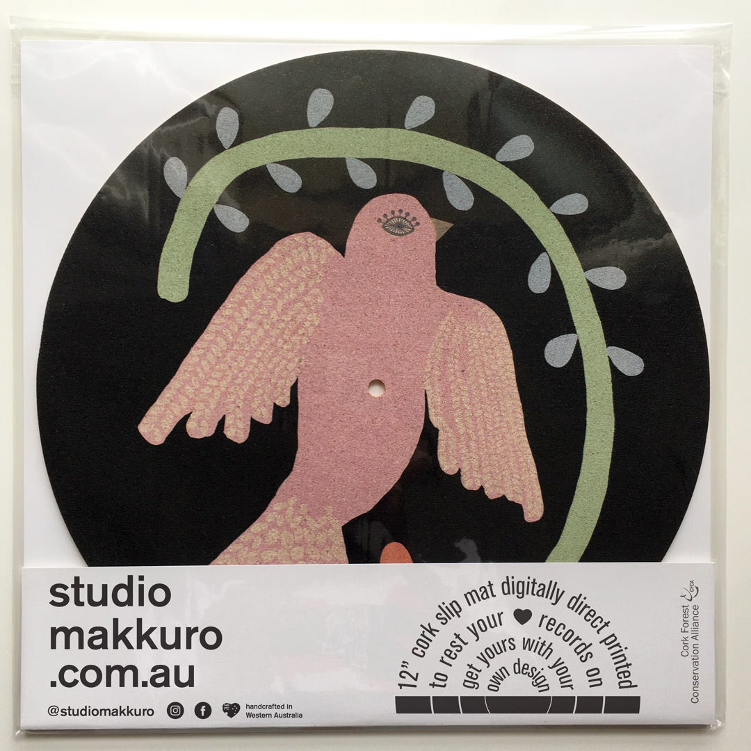 Image of Pink Dove collab with Madeleine Stamer (VIC)