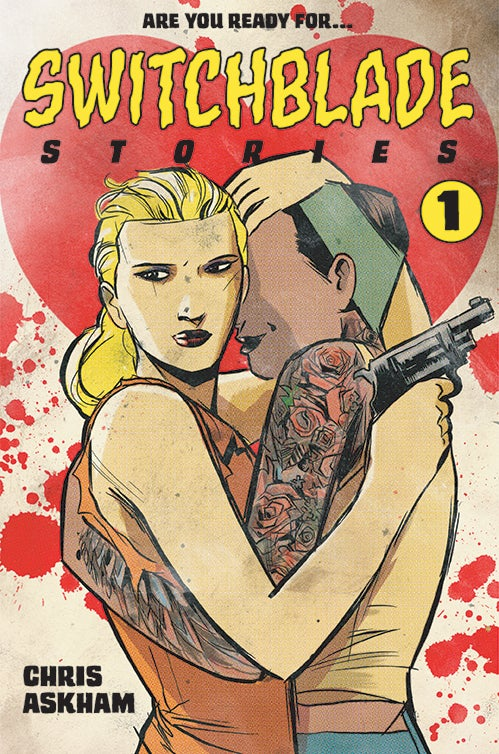 Switchblade Stories #1 (signed)