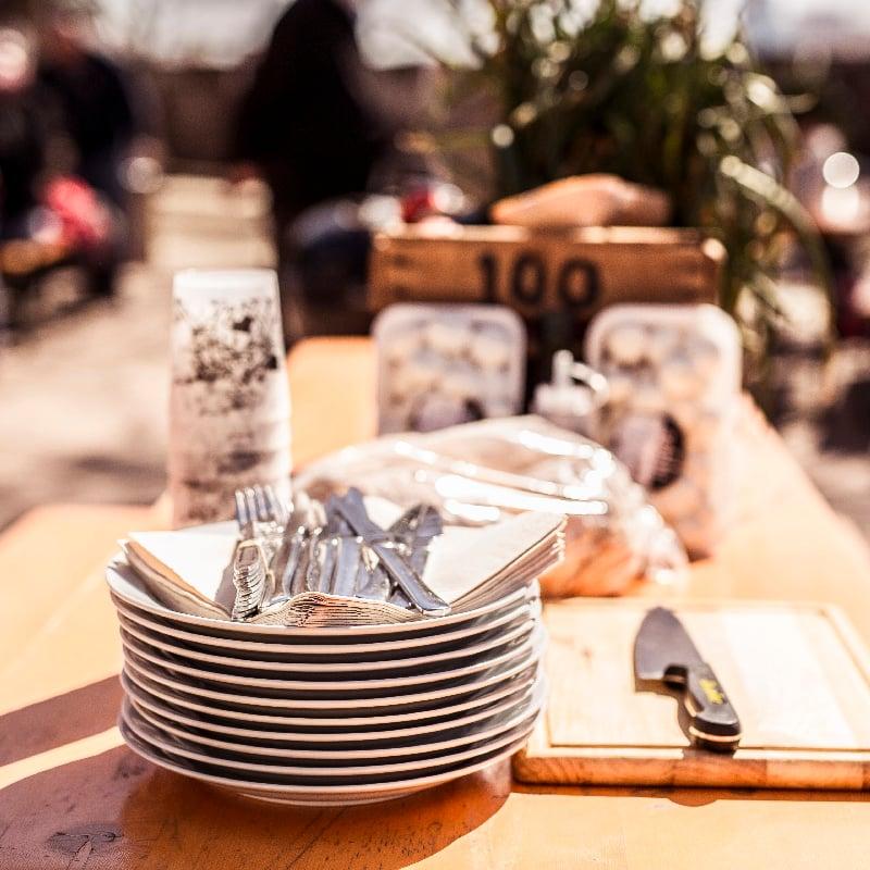 Image of Reservar mesa en la Zona DIY
