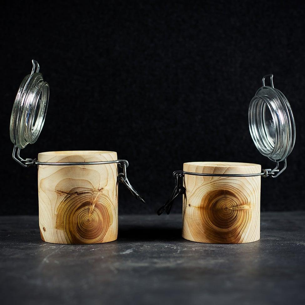 Image of Boites en cèdre
