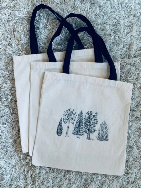 Image of 'For the Trees' Tote Bag