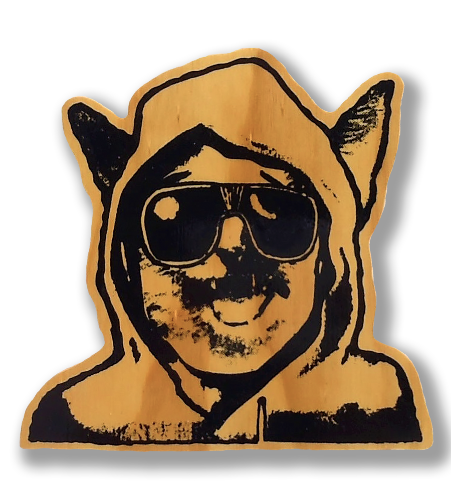 Image of Unabomber Speckles Print