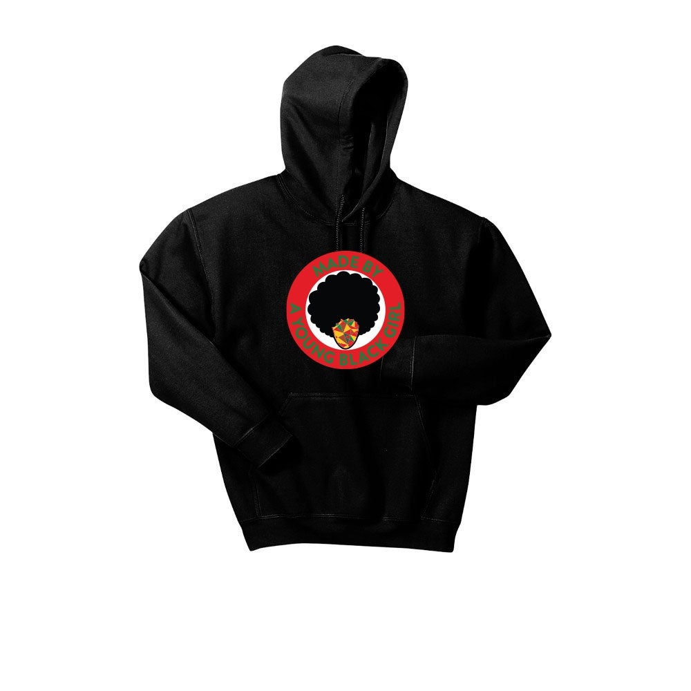 Image of Made by a Young Black Girl Hoodie