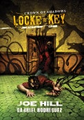 "Image of Locke & Key: *SIGNED* Subterranean Press ""Crown of Shadows"" slipcase hardcover! DAMAGED"