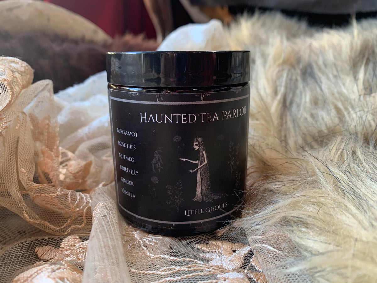Image of Haunted Tea Parlor Candle