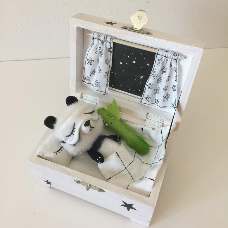 Image of Xing Xing the Panda and Bedroom Box