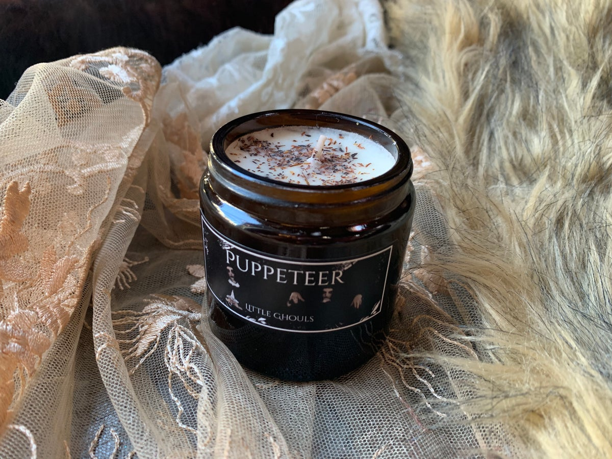 Image of Puppeteer Candle