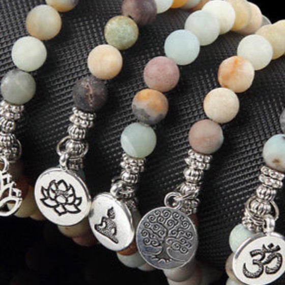 Image of BEADED SPIRITUAL BRACELET