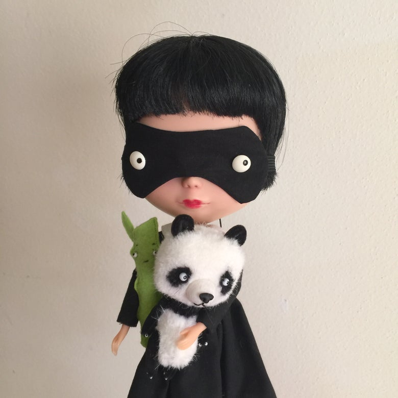 Image of Mei the Panda with Accessories