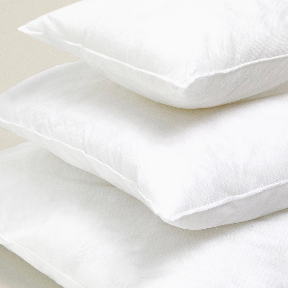 Image of Coussin de rembourrage en fibre moelleux 30/50cm -40/40cm-45/45cm - 40/60cm